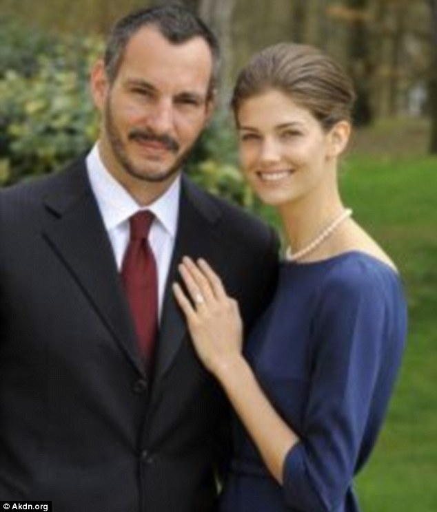 Engaged! Supermodel Kendra Spears is set to become a princess after announcing that she is to marry Prince Rahim Aga Khan, the eldest son of the Aga Khan