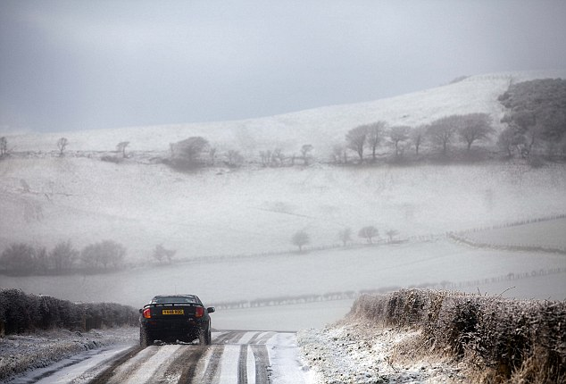 Britain may continue to experience harsh winters as the cooling period takes hold