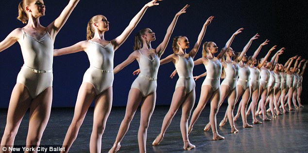 Premiering November 4! The two-time Emmy winner serves as narrator and producer on City.Ballet, a docuseries about the New York City Ballet for the AOL ON Network