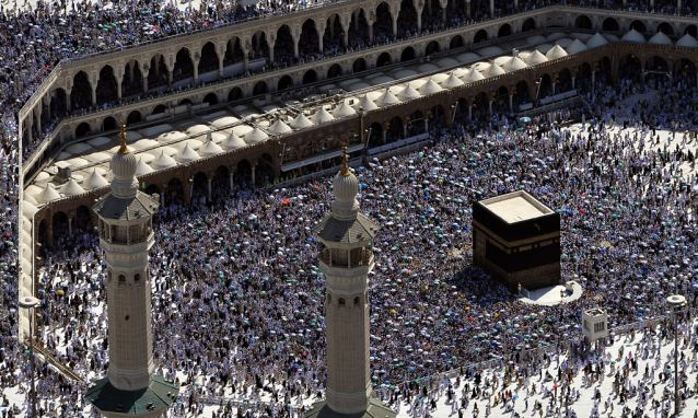 As many as 4 million Muslims make pilgrimages annually to the Grand mosque in the city of Mecca. Tsarnaev sought to join them for an 'Umrah' journey, a trip that happens outside of the month reserved for the annual Hajj
