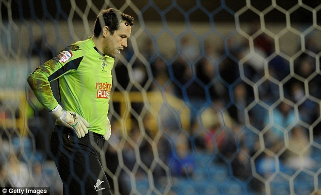 No 1: David Forde has been Giovanni Trapattoni's first choice but has been involved in a relegation battle