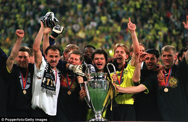 Kings of Europe: Dortmund's triumph against the odds was fully deserved. But can they do it again this time?