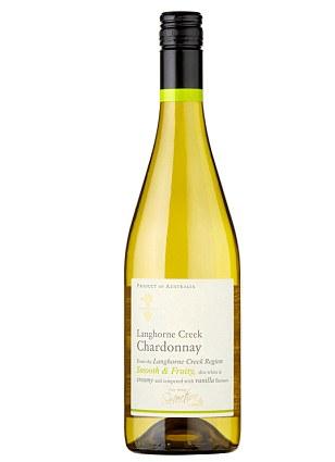 Wine Selection Langhorne Creek Chardonnay