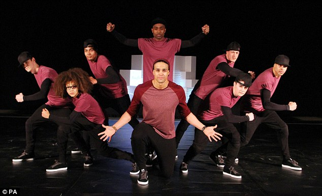 They've got the moves: Diversity beat Susan Boyle to win Britain's Got Talent in 2009