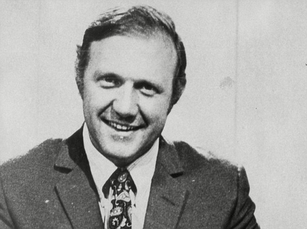 It was in 1967 that Hall, then a 38-year-old married father of two and a presenter on the regional BBC news programme, Look North, was asked to present prizes at Longdendale High School in Hollingworth, Cheshire