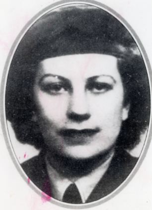 Scarred: Didi Nearne had to spend time in a psychological clinic after being tortured and living in Nazi concentration camps