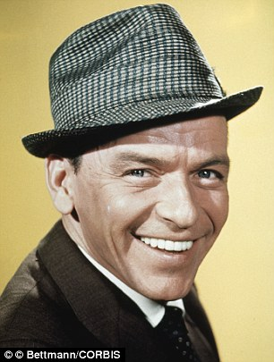 Sinatra (pictured) commissioned architect Ross Patton to design the property
