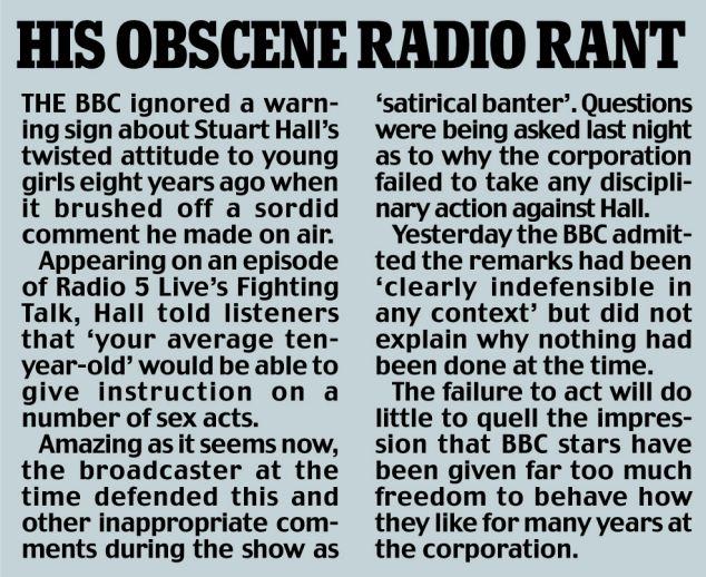 His Obscene radio rant.jpg