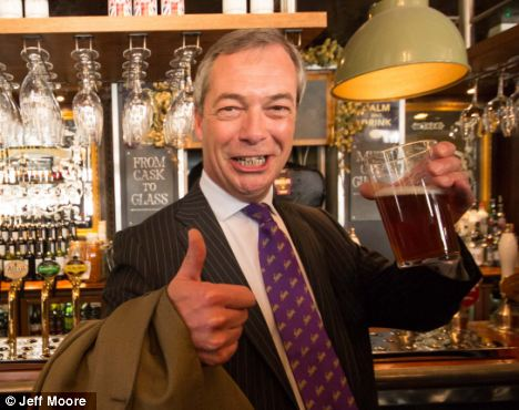 Cheers: UKIP should stand for UK Indignation Party