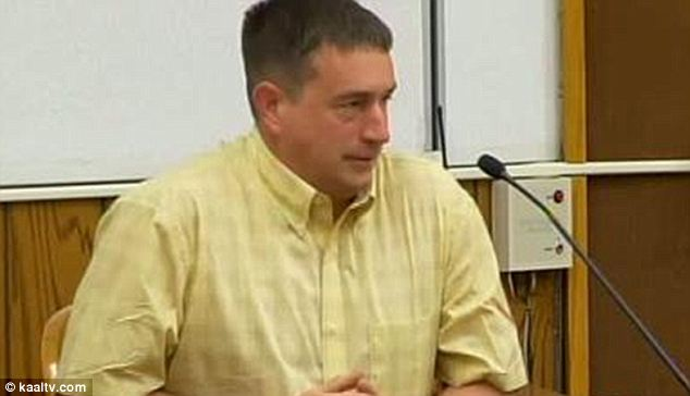 Unbelievable: William Crooks testified Friday that he didn't believe his son's text message confession about killing his own mother and responded 'OK'