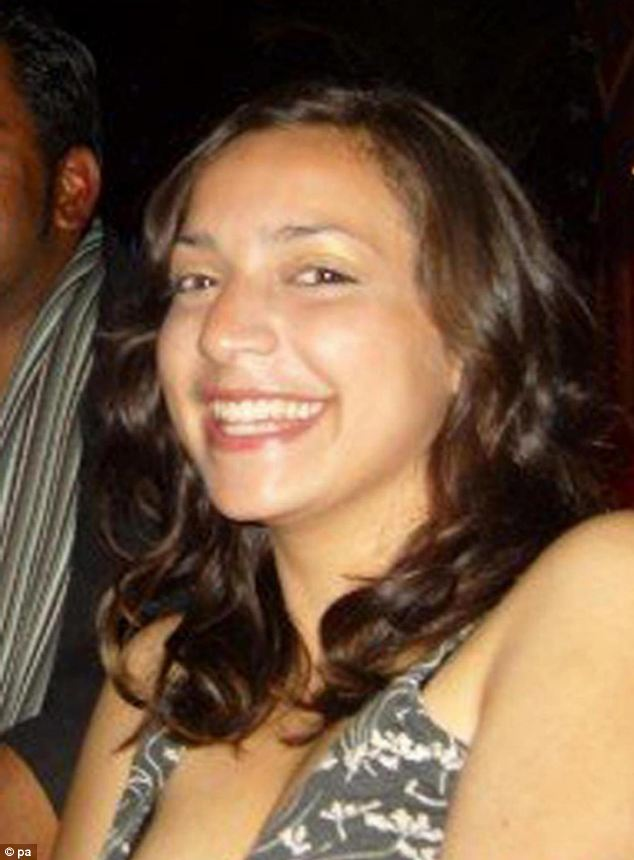 Briton Meredith Kercher's body was found in her flat in Perugia, Italy, in 2007