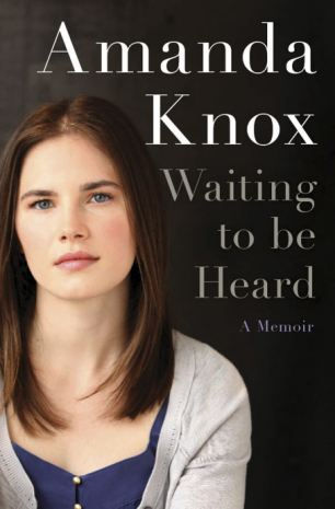 Knox's memoir Waiting to be Heard will not be released in Britain