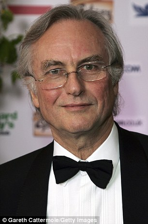 The presenter has also criticised Richard Dawkins (pictured) for the way in which he has attacked religion
