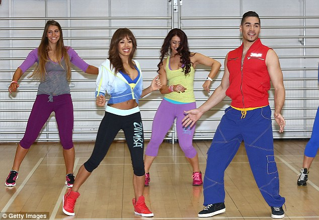 Cashing in? Olympian Louis Smith (right) appeared on Strictly Come Dancing