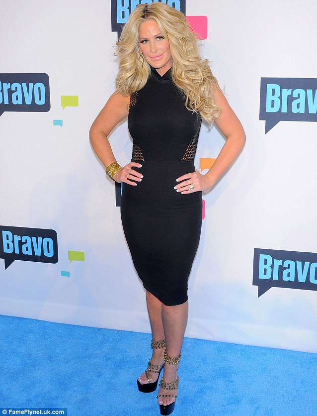 Don't Be Tardy... to the wedding: NeNe said that Kim Zolciak wanted to be friends again
