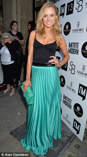 Fenton Bailey's 'Human Relations' photography Private View  at  Imitate Modern Devonshire Street London Kimberley Garner