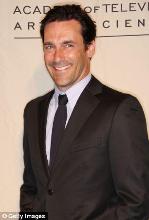 Actor John Hamm