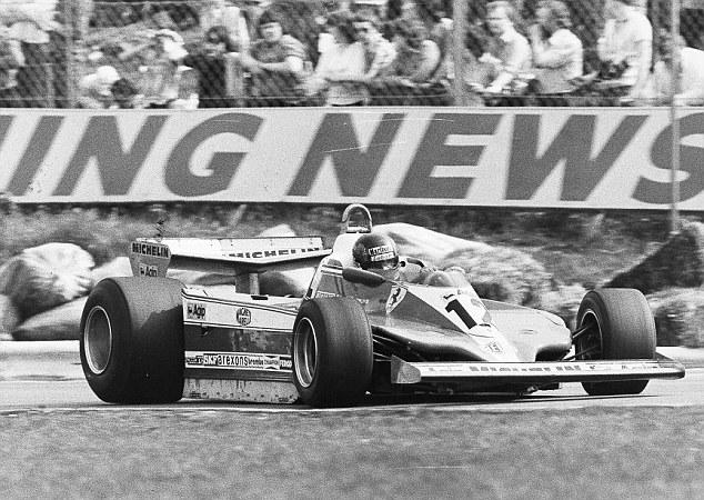 Another hero: Hamilton believes Gilles Villeneuve was a similar driver to Senna