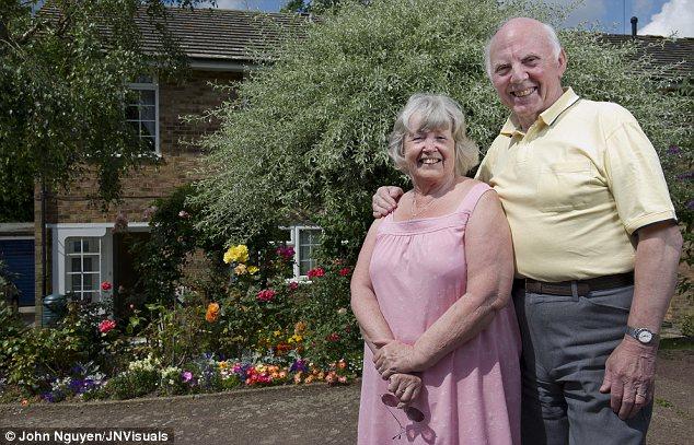 Tony and Pam Hughes