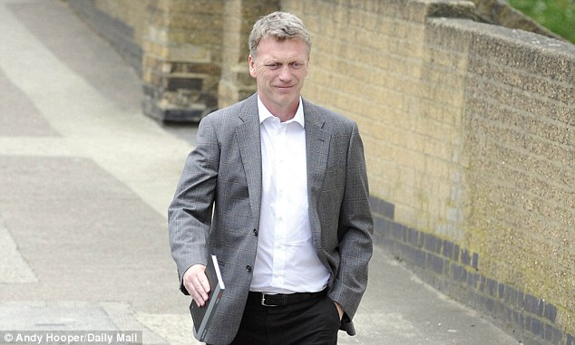New beginning: The news is a blow to new Manchester United boss David Moyes