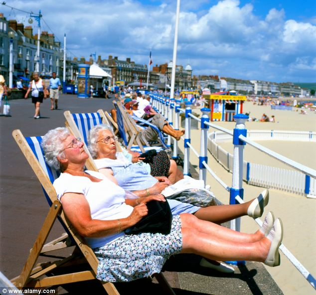 The scientists argue the health benefits of the sun's rays outweigh the risks from skin cancer
