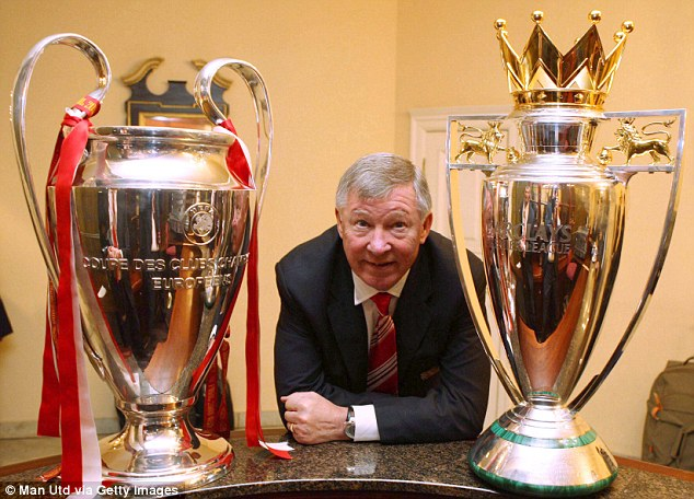 Big shoes to fill: Ferguson is the most successful manager in English football history