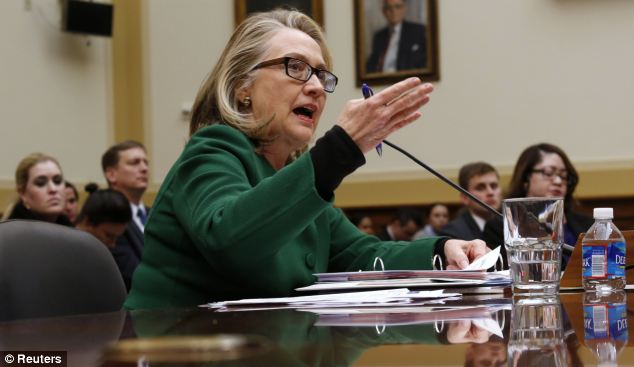 'What difference does it make?' - Then-Secretary of State Hillary Clinton testified in January that preventing another Benghazi-style attack mattered more than assessing blame