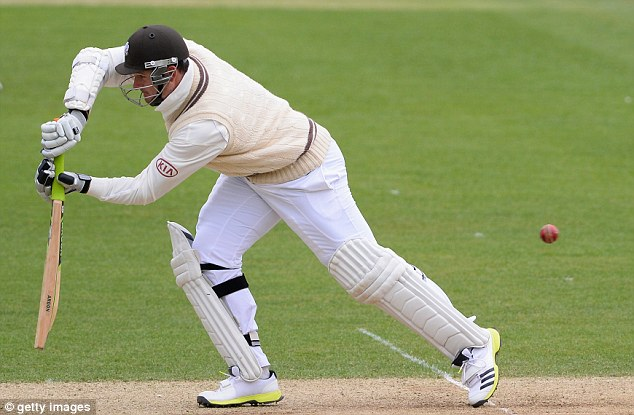 Mixed: Smith has had a poor start to his Surrey career but scored a fifty against Hampshire last time out