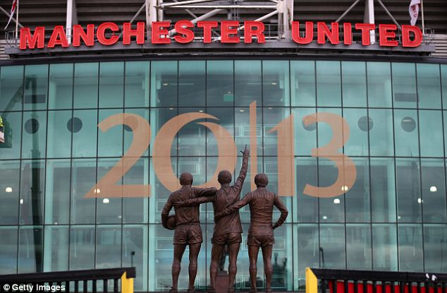 More than a club: Ferguson has helped build United into a worldwide force