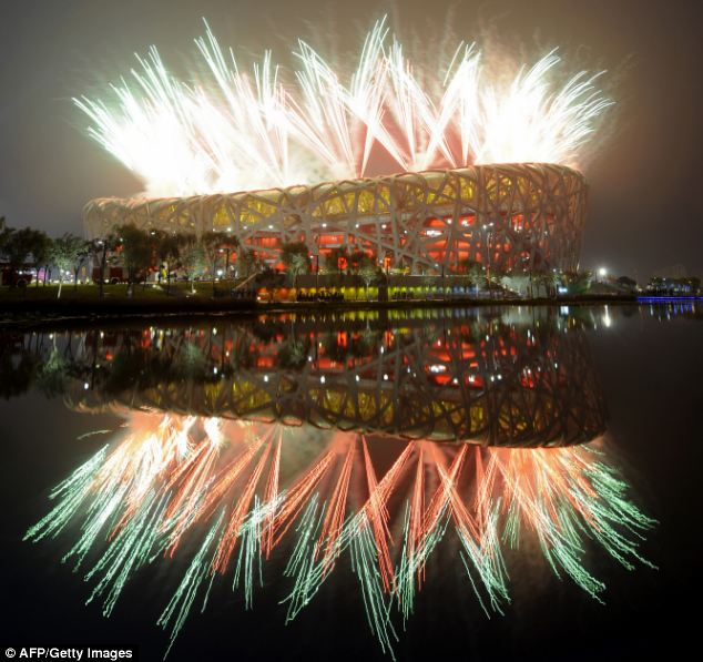 Zhang masterminded the opening and closing ceremonies for the 2008 Beijing Olympics, which began with spectacular fireworks over the Bird's Nest stadium