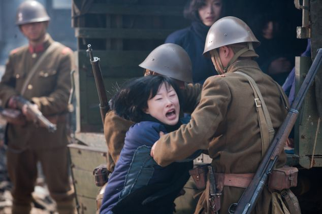 The Flowers of War, set during the Second Sino-Japanese War, was nominated for a Golden Globe