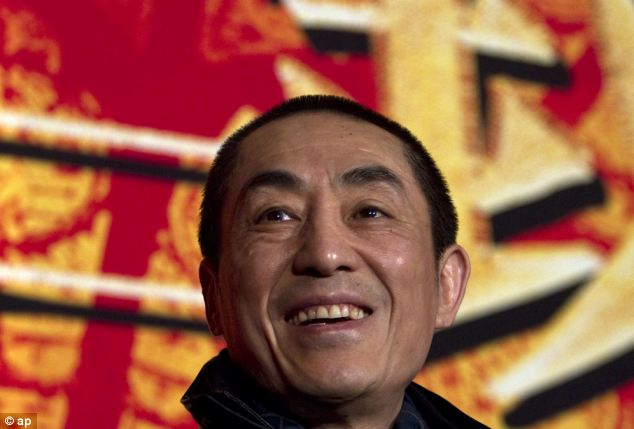 Zhang Yimou is accused of fathering seven children with four women and is under investigation by Chinese authorities