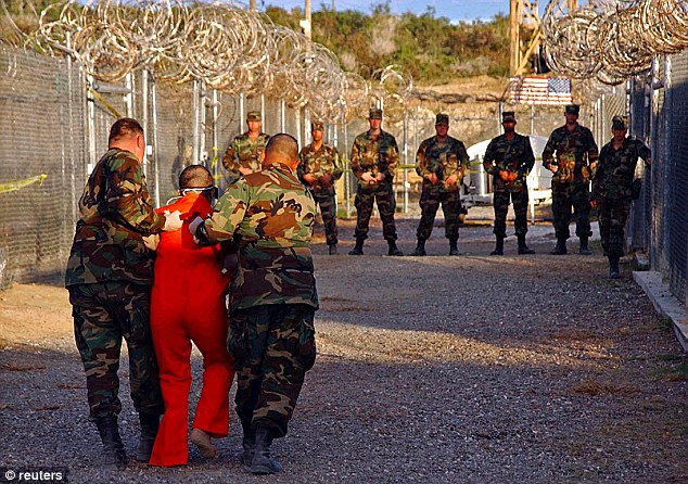 Many of the 'non-privileged belligerents' in Guantanamo have been shut away since 2002. It's a place where no one troubles to tick off the weeks, months and years. In short, it is a place utterly devoid of hope