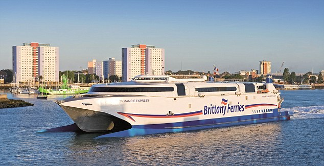 Portsmouth - Le Havre ferry