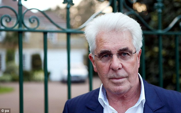 PR guru Max Clifford has vowed to clear his name in court after being charged with 11 sex offences