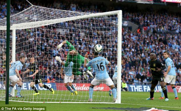 Watson goal