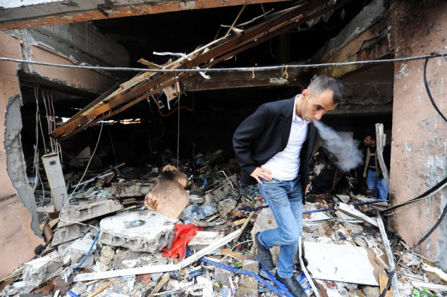 The death toll so far from the explosions stands at 43, while at least 100 were injured, many of them seriously