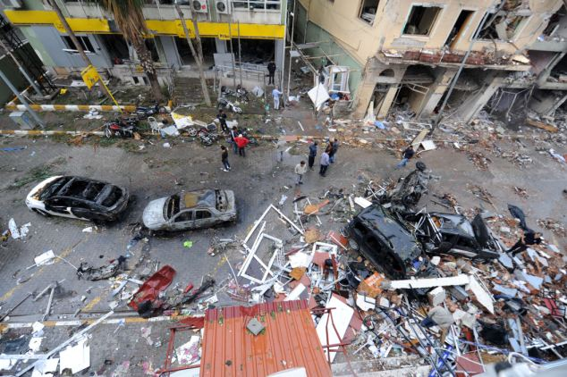 Syria has angrily rejected the accusations of its neighbours and insists its government was not behind the attacks