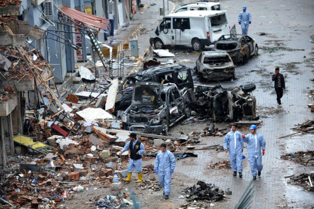 Turkey has blamed pro-Damascus groups for the tragedy and is vowing to bring the perpetrators to justice