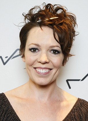 Woman of the evening Olivia Coleman, who picked up two trophies, had an instant tan and a makeover by MAC