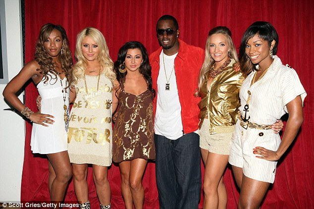 'Who's that?' Diddy will most likely respond to the reunion with his legal team having formed the girl-group in 2004 during his reality competition, Making the Band 3