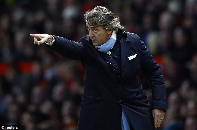 Not universally loved: Former City kitman Stephen Aziz says Mancini was not a nice person