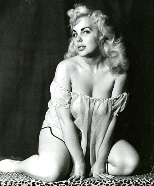 Fabulous Fifties: By the 1950's, due to a high volume of military demand, the pin-up girls had become ubiquitous