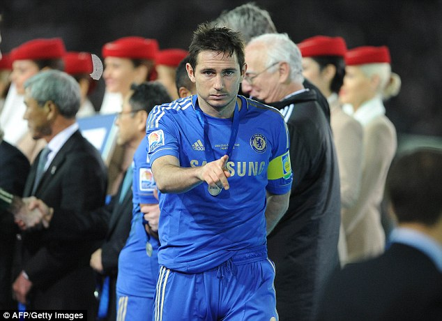 Flops: Chelsea failed to win the Club World Cup after they lost to Corinthians in the final