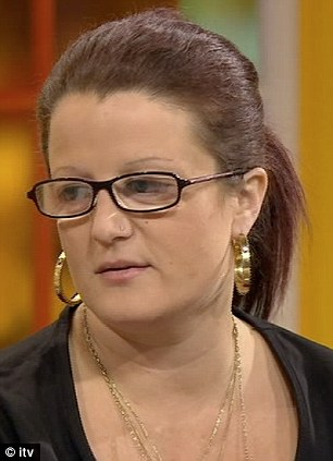 Upset: Tia Sharp's mother Natalie Sharp said on Daybreak today that her relationship with her mother has never been stronger despite their relationships with Stuart Hazell