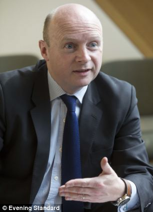 Labour's Liam Byrne accused Tories of bickering over Europe while families were struggling
