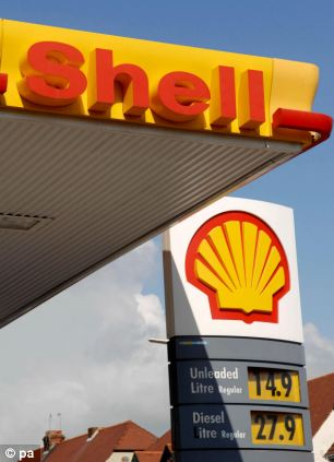 Shell confirmed it was one of several companies in three countries being investigated