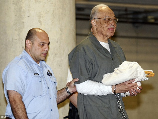 Frightening: The jurors said they thought that Gosnell had smirked throughout his murder trial