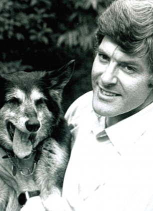 Petra was Blue Peter's first dog. She was brought in by the editor, Biddy Baxter, so that young viewers living in high-rise flats were able to feel like they had a pet