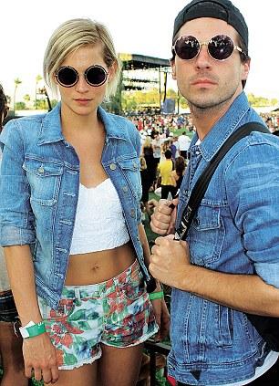 DJs The Misshapes at Coachella